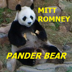 Mitt Romney: Pander bear to young Americans – Romney v. Obama on controlling student loan debt