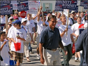 Mitt Romney v. Everything People Hate About Mitt Romney