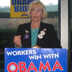 "Lilly Ledbetter on the GOP War on Women: ""Romney should understand this…is about families and economic security"""