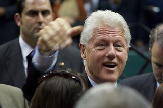 Bill Clinton Roasts Newt Gingrich