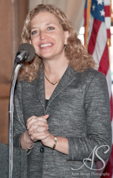 DNC Chair Debbie Wasserman-Schultz to kick off Ann Arbor OFA Day of Action SATURDAY – YOU are invited!