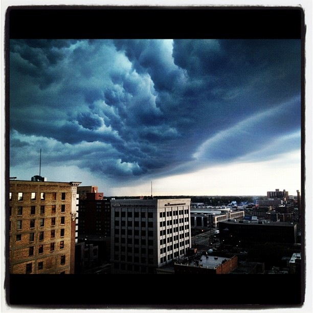 There's a Vagina Storm brewing over Lansing, Michigan