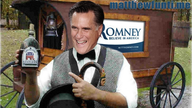 Romney's NAACP speech was a set-up – he intended to get booed