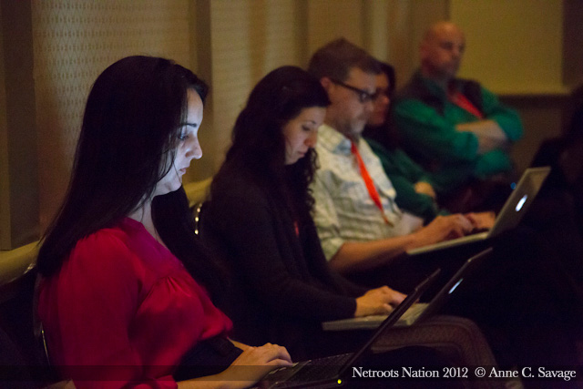 A photographer's perspective of Netroots Nation, PHOTOBLOG Part 1 — Let's get to work!
