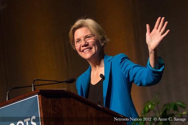 BREAKING: Elizabeth Warren to be the 2014 Netroots Nation keynote speaker