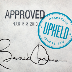 Two years after SCOTUS upheld Obamacare, people keep getting covered — including young adults