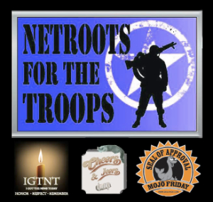 Here's a FREE way to help Netroots for the Troops doing something you'll do anyway!