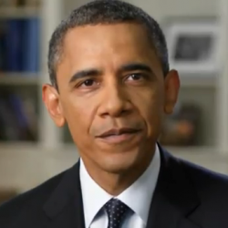 New ad features President Obama doing what he does best — connecting with YOU