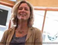 Third time's a charm! Gretchen Driskell announces her candidacy for Michigan's 7th Congressional District.