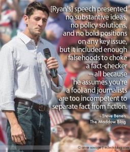 The indefensible Paul Ryan