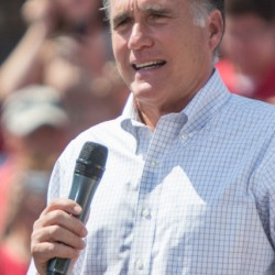 Hope & Change: Romney thinks he's going to make Congress act in a bipartisan way. No. Seriously.