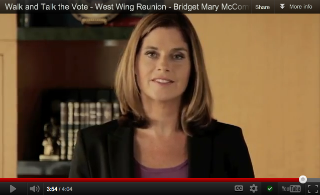West Wing ad for Supreme Court candidate Bridget McCormack a smashing success – here are the numbers