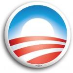 Obama Logo button
