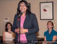 "A little ""locker room talk"" from a Democrat has Republicans' ladies undergarments all in a twist"
