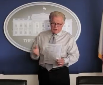 VIDEO: The cast of the West Wing reminds you to vote the Non-Partisan part of the ballot
