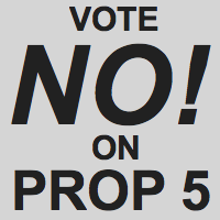 Vote NO on Michigan Prop 5 to stop short-sighted, anti-tax zealots from strangling our state budget