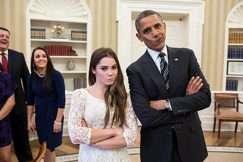 President Obama Is Not Impressed