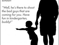 When You Give a Teacher a Gun…
