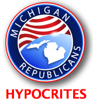 Michigan GOP fights off takeover of party by tea party with help of Governor Rick Snyder