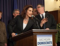 #RESIST: Michigan Gubernatorial candidate Gretchen Whitmer refuses to be bullied by Betsy DeVos