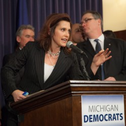 Let's get Gretchen Whitmer some support