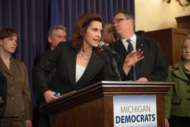 UPDATED: Michigan Dems take leadership role on women's access to contraception and LGBT civil rights