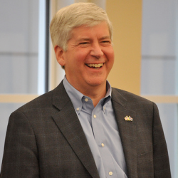 Michigan Gov. Rick Snyder signs SB 571 into law and it's WAY worse than you probably thought