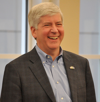 Mich Gov. Snyder balances budget on backs of students (again) and takes control of failing schools (again)