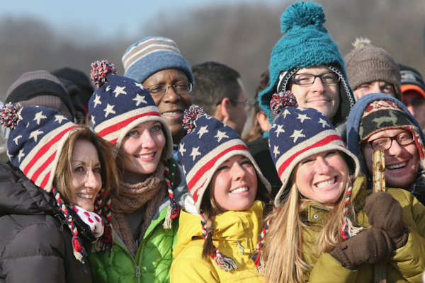 Photos and reflections from the inauguration of President Barack Obama & Vice President Joe Biden