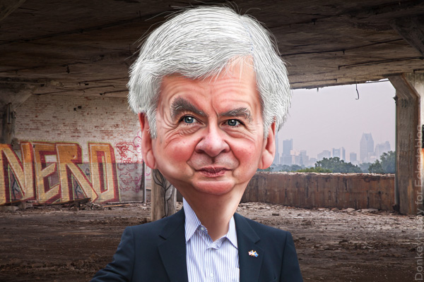 """Those """"Rivers of Opportunity"""" Were Flowing Prior to Governor Snyder"""