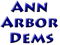 Ann Arbor Dems to host Annual Strolling Gala fundraiser – March 2nd, 2014