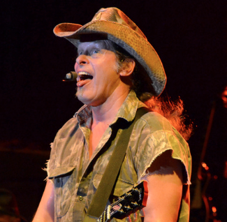 A year later and Ted Nugent is still alive, not in jail and thinks he's Rosa Parks