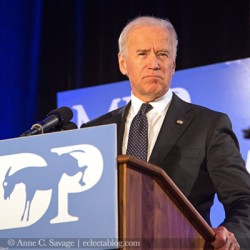 "PHOTOS & QUOTES: Joe Biden rallies Dems in Detroit, ""the figurative & literal engine of the middle class in America"""