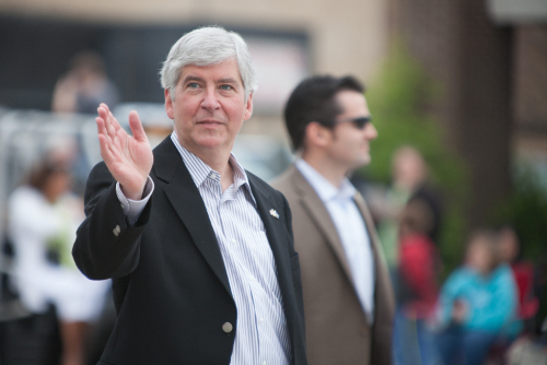 A tale of two terrible campaigns — Rick Snyder and Terri Lynn Land