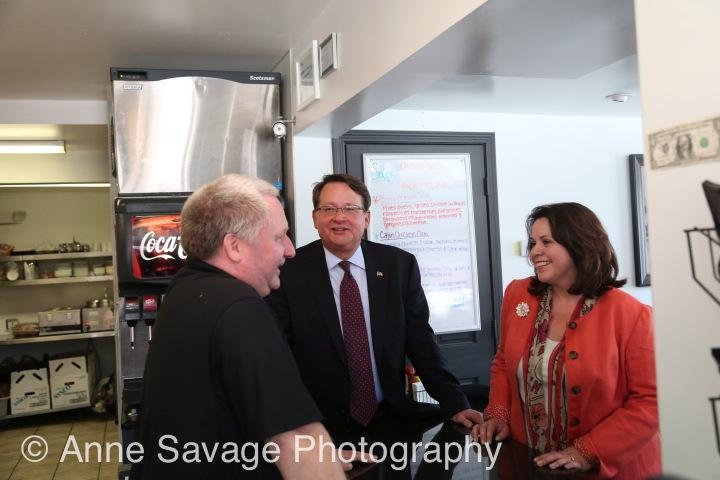 LIVEBLOG: Gary Peters announces run for U.S. Senate