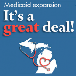 Maintain the momentum: We're gaining ground on Medicaid expansion
