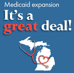 ACTION: Show your support for Medicaid expansion in Michigan