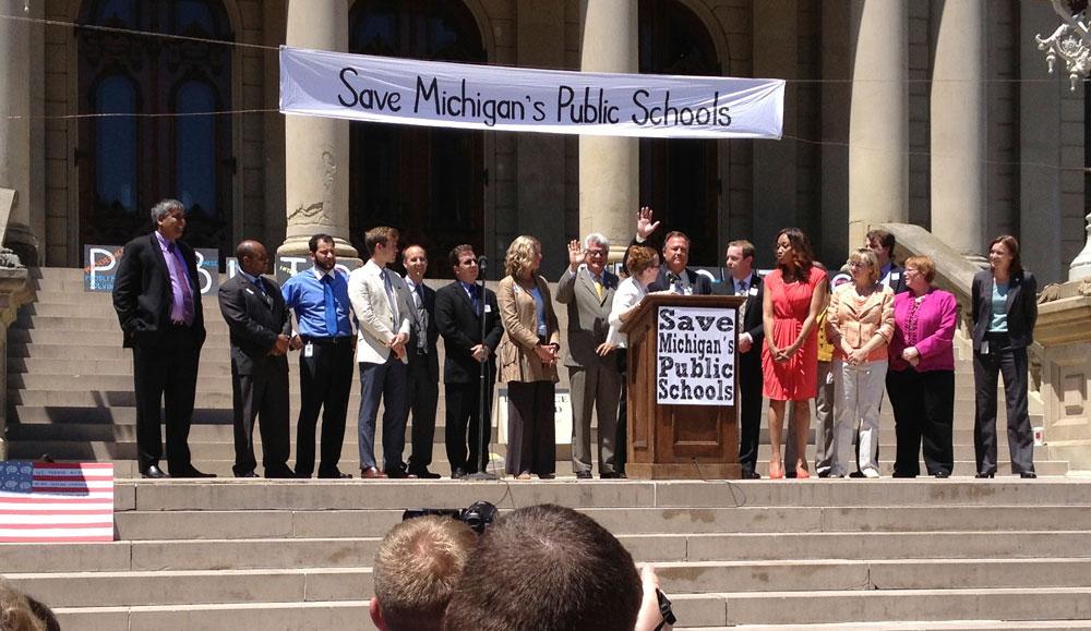 Ellen Cogen Lipton w/State Dem Representatives