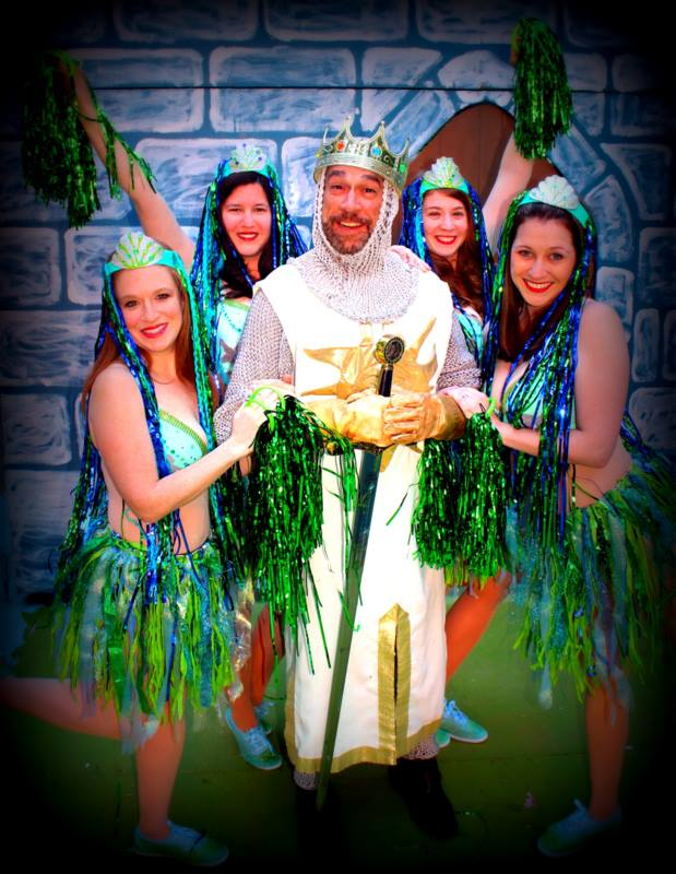 'Monty Python's SPAMALOT': Great entertainment in the great outdoors