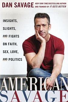 "Eclectablog takes over Dan Savage's ""Savage Love Letter of the Day"" all next week"