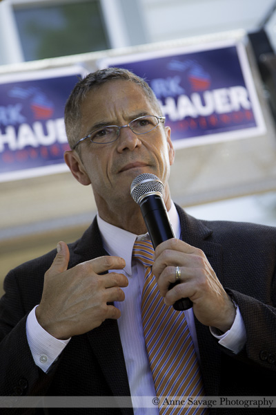 Mark Schauer scores endorsement from AFT Michigan, new video takes Snyder to task on education