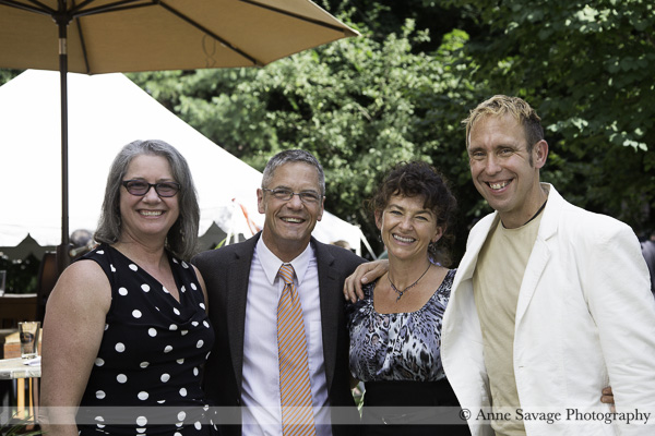PHOTOS: Ann Arbor/Ypsilanti Dems turn out to support Mark Schauer for Governor at Chez Greff