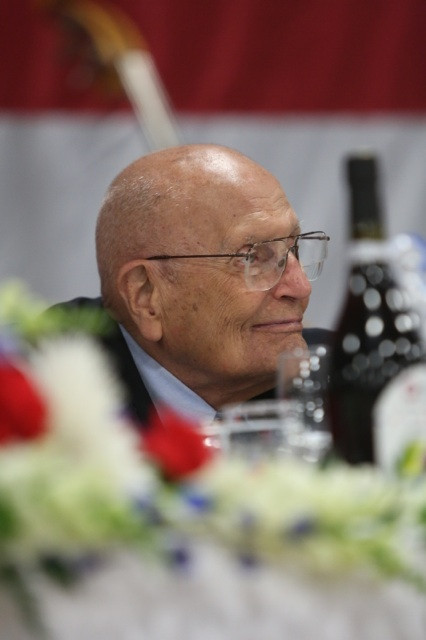 PHOTOS: Dean of the House John Dingell's Noteworthy Night at the Yack Arena