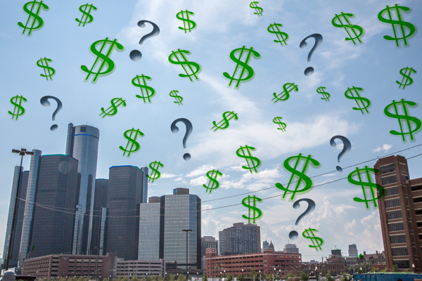 The Obama administration in Detroit today, will announce $300 million in new investments