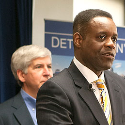 Detroit Emergency Manager Orr finds a way to put banks before retiree pensions with yet more city debt