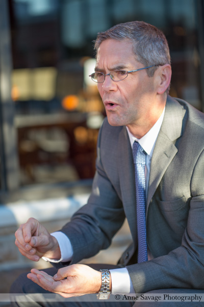 AFTERNOON GRAB BAG: Snyder vs. Schauer – the race heats up
