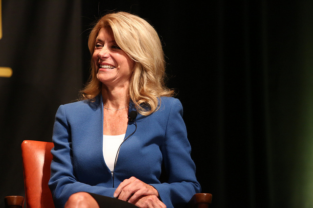 National Money Bomb for Wendy Davis for Texas Governor – #GiveToWendy #StandWithTXWomen