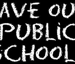 Love your public schools? Help us protect them!