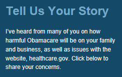 "Republican Tim Walberg wants to hear your Obamacare story – but only if you've been ""harmed"""