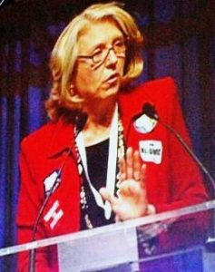 Terri Lynn Land addresses Republican Michigan Convention